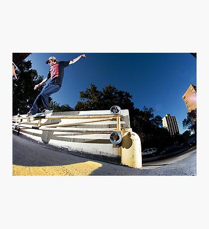 Silas Baxter-Neal - Backsmith - Photo Sam McGuire Photographic Print