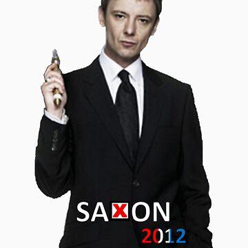 Vote Saxon by Coulblackriver