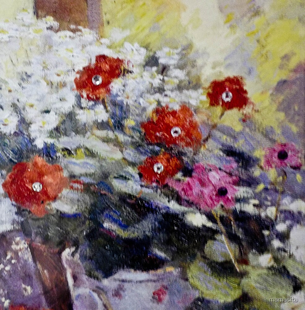 Pretty Poppies by mamasita