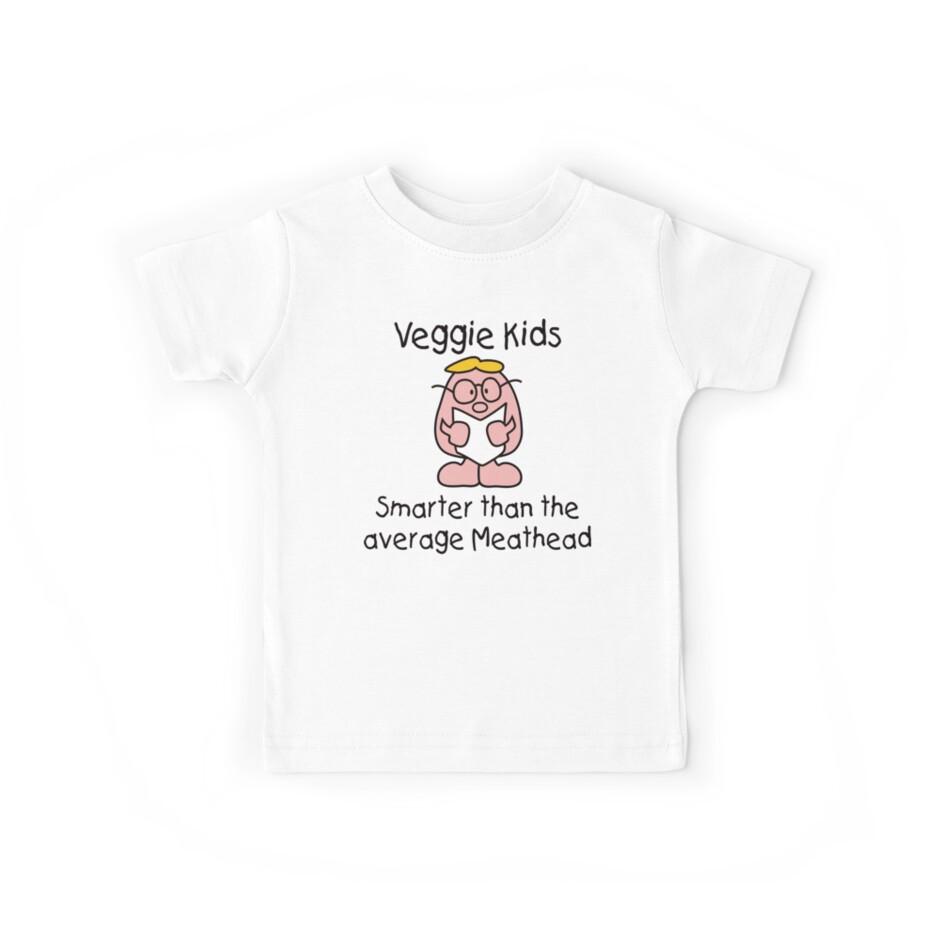 Vegetarian Kid by T-ShirtsGifts