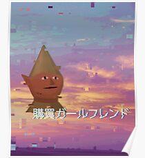 マッキントッシュ G N O M E   C H I L D Poster