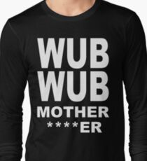 Wub Wub Long Sleeve T-Shirt