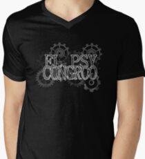 El Psy Congroo Men's V-Neck T-Shirt