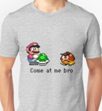 Come at me Bro (Mario) T-Shirt