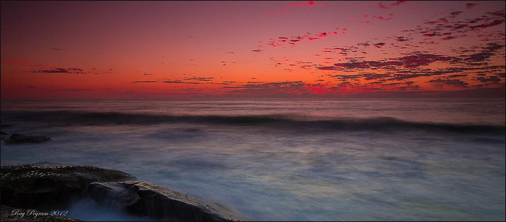 Before Dawn - Calm Seas by RJP101