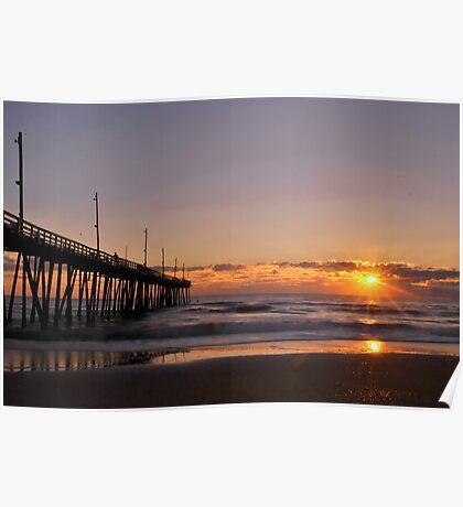 Rodanthe Sunrise Poster