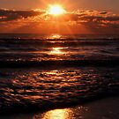 Atlantic Sunrise by Robin Black