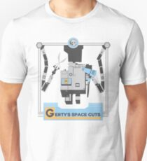 Gerty's Space Cuts T-Shirt