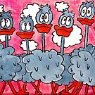 Nine Heads In The Clouds by Sammy Nuttall