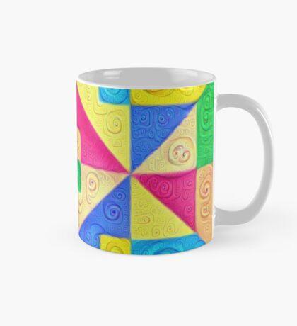#DeepDream Color Squares Visual Areas 5x5K v1448168644 Mug