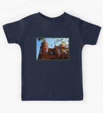 Savannah Tower ~ A Room with a View Kids Tee