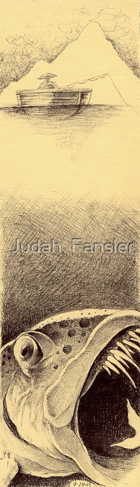 The Hunted by Judah  Fansler