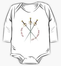Musketeer Mantra One Piece - Long Sleeve