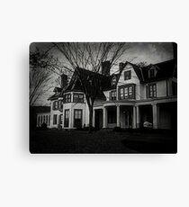 Ringwood Manor - Haunted Historic New Jersey Canvas Print