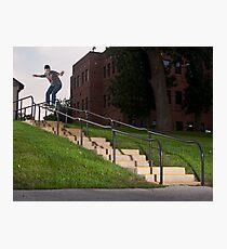 Josh Harmony 50-50, photo by Joe Hammeke Photographic Print
