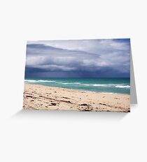 Storm Cloud Brighton One - 07 10 12 Greeting Card