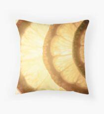citrus 2 Throw Pillow