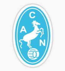 AC Napoli Logo Sticker