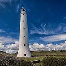 Lighthouse at Cape Wickham by yolanda