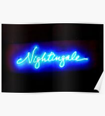 Nightingales Poster