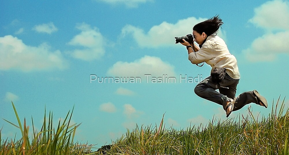 Jump Shoot by Purnawan Taslim Hadi