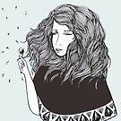Dandelion by blackberrystone