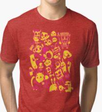 charactertastic Tri-blend T-Shirt