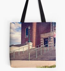 Dan Lutheran - 50-50 - Kansas City - Photo Aaron Smith Tote Bag