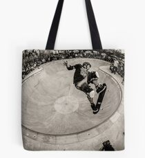 Christian Hosoi - Air - New York - Photo Aaron Smith Tote Bag