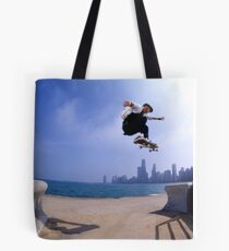 Patrick Melcher-Chicago photo by Andrew Hutchison Tote Bag