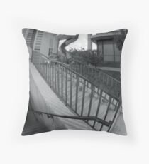 Steve Fauser-Chicago Photo Andrew Hutchison Throw Pillow