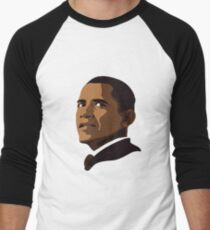 Obama Men's Baseball ¾ T-Shirt