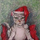 WAITING FOR CHRISTMAS by BrigitteHintner