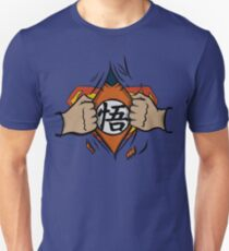 Super saiyan man Unisex T-Shirt