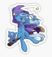 The Great and Powerful Trixie Sticker