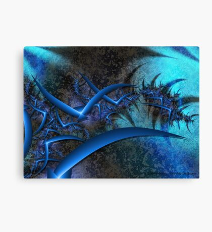 Out of Hell Canvas Print