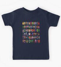 8-bit Masters Kinder T-Shirt
