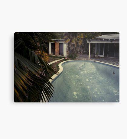 Gonzales Pool by Sam Muller Metal Print