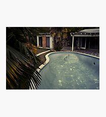 Gonzales Pool by Sam Muller Photographic Print