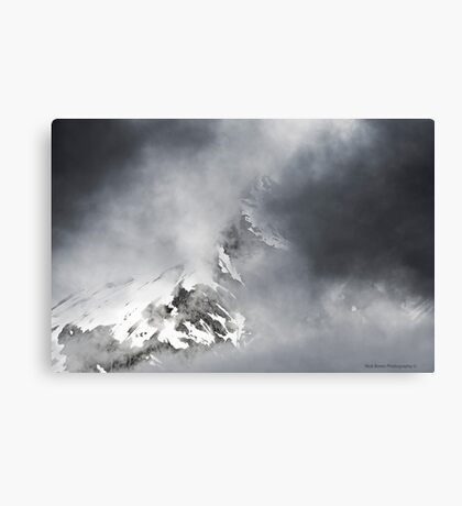 Heaven For A Moment Canvas Print