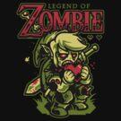 Legend of Zombie by WinterArtwork