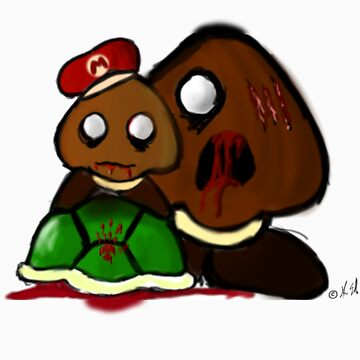 Bloody Goomba by timscrivello