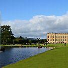 Chatsworth in September by prawnie