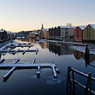 Trondheim Norway by fg-ottico