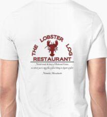 The Lobster Log Restaurant of Beckersted Estates Unisex T-Shirt