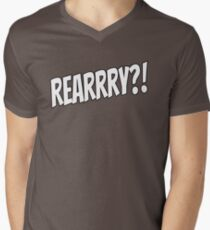 Rearrry?! Mens V-Neck T-Shirt