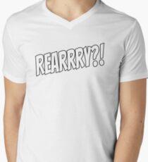 Rearrry?! Mens V-Neck T-Shirt
