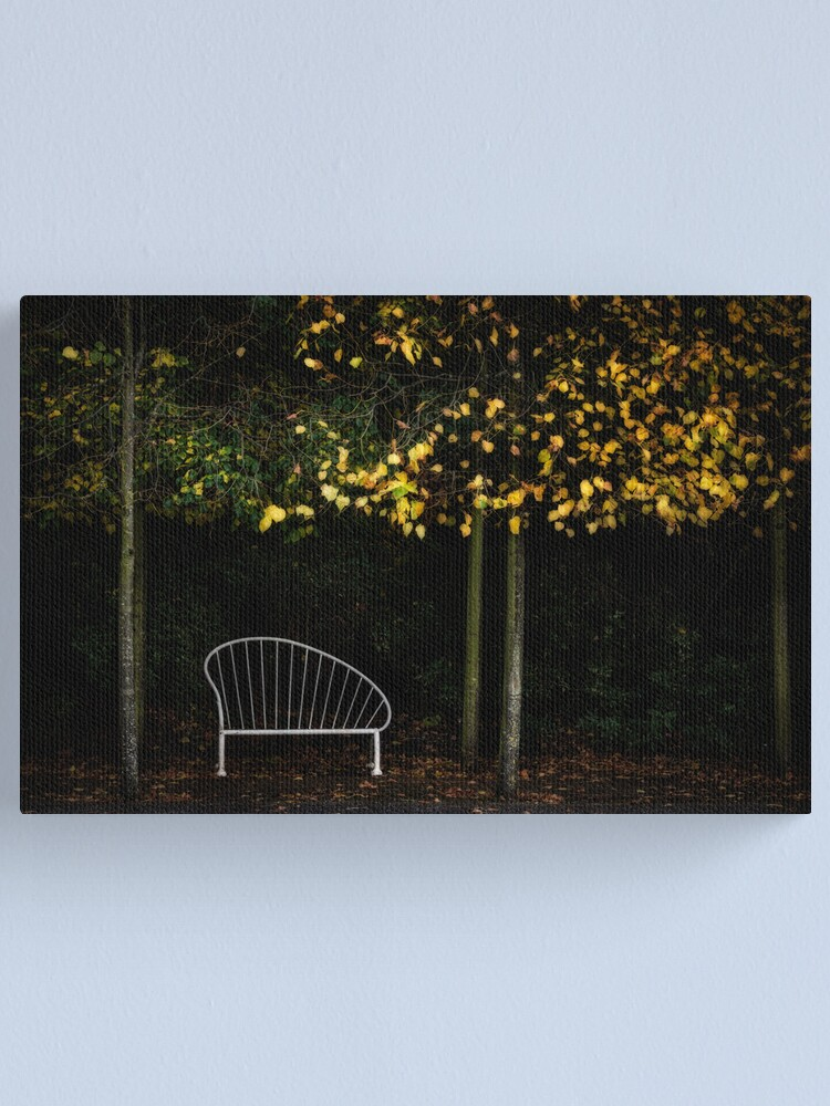 Alternate view of Single Seat Canvas Print