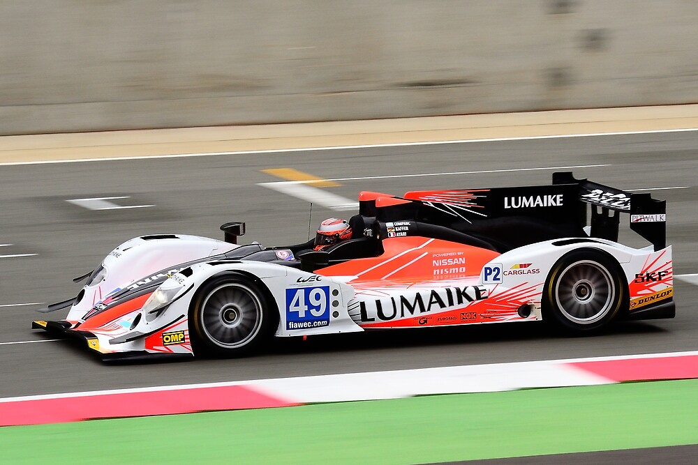 Pecom Racing No 49 by Willie Jackson