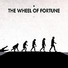 99 Steps of Progress - The wheel of fortune by maentis